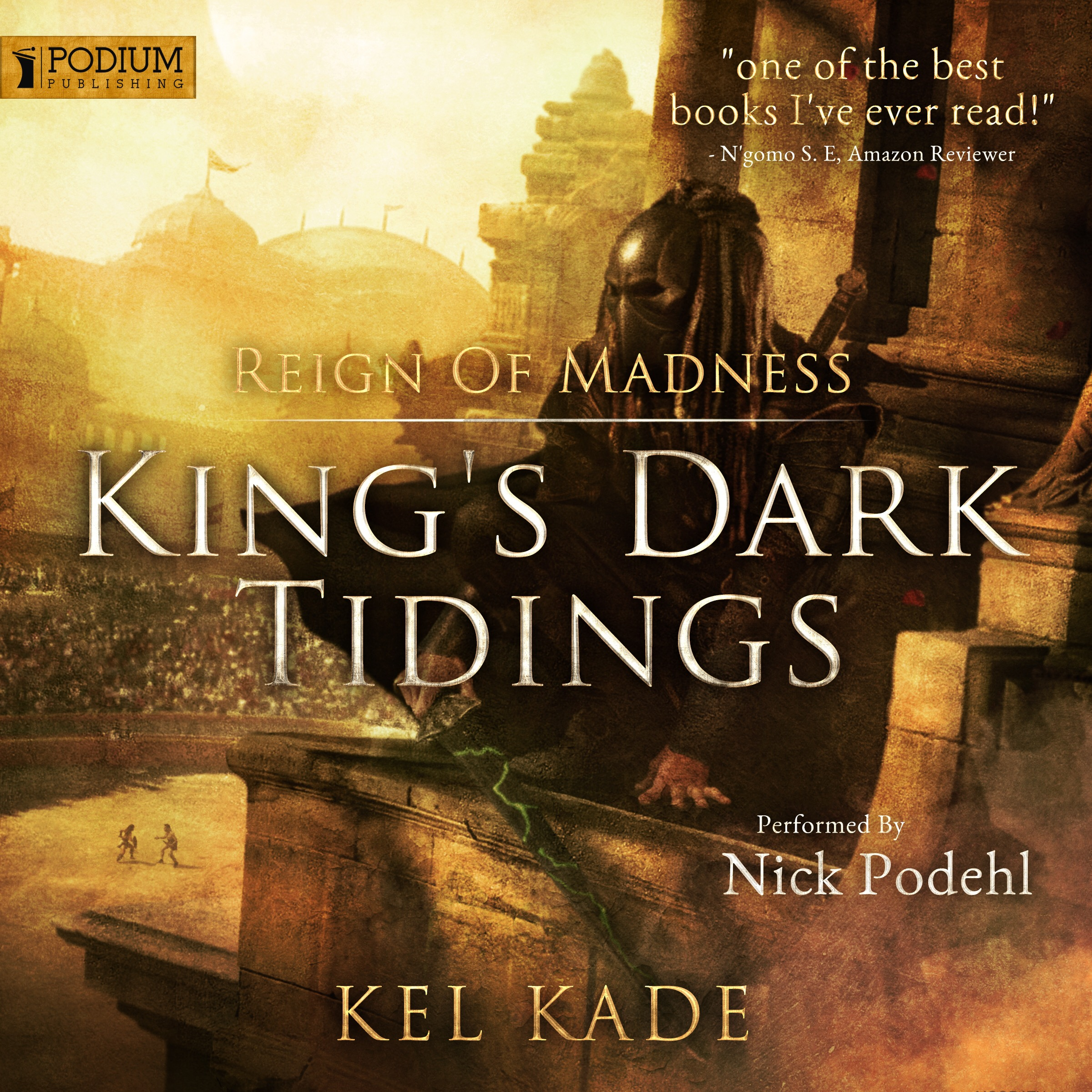Kel Kade | Feeling the LOVE for KDT